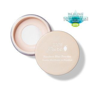 100% Pure Bamboo Blur Powder  Translucent